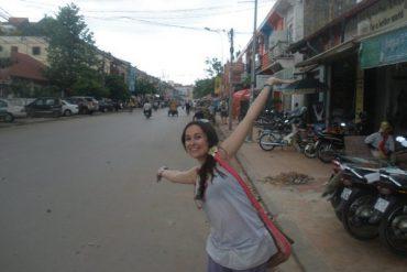 In Siem Reap | Rosalilium