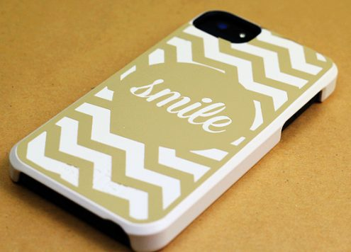 Smile iPhone Cover