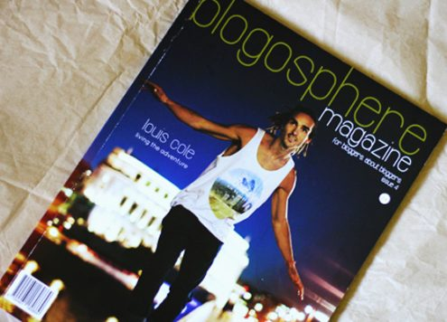 Blogosphere Magazine Rosalilium