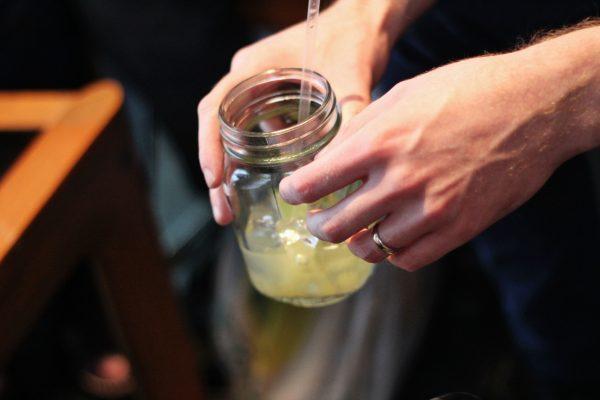 Cocktails at Alfie Birds