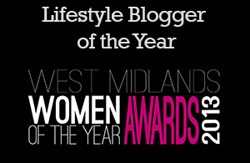 Lifestyle Blogger Winner