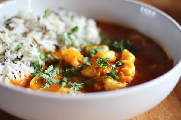Healthy Indian Curry