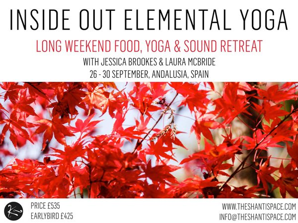 Inside Out Yoga Retreat