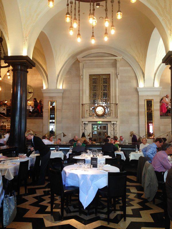 Inside The Wolseley