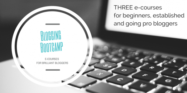 Blogging Bootcamp