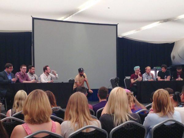 Panel at SITC 2014