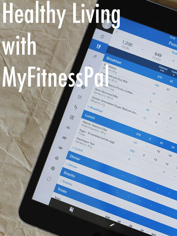 Healthy Living with MyFitnessPal