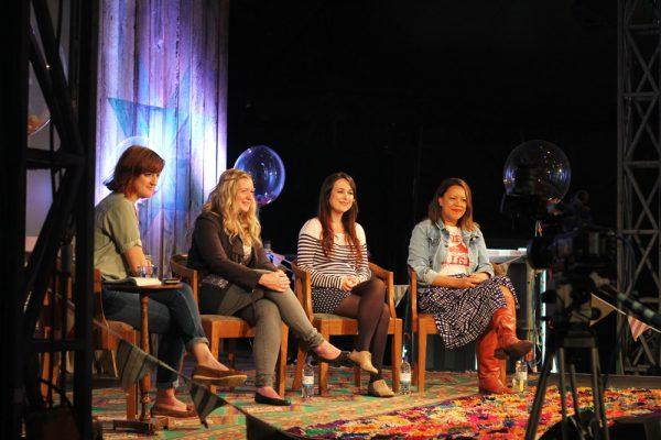 Speaking on the Pinterest Panel_Handmade Fair