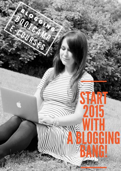 Blogging Bootcamp ecourses