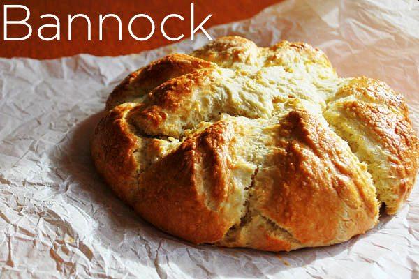 Bannock Recipe Scottish Scone Like Bread