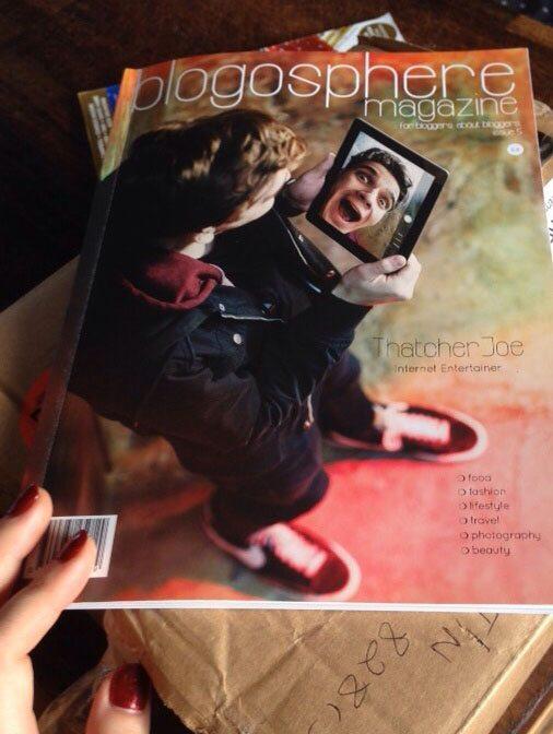 Issue 5 of Blogosphere