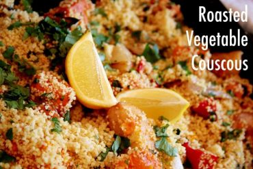 Roasted Vegetable Couscous Recipe