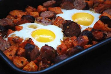 Sweet Potato Hash Perfect Brunch Recipe