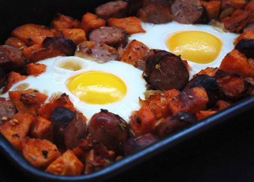 Sweet Potato Hash Perfect Brunch Recipe
