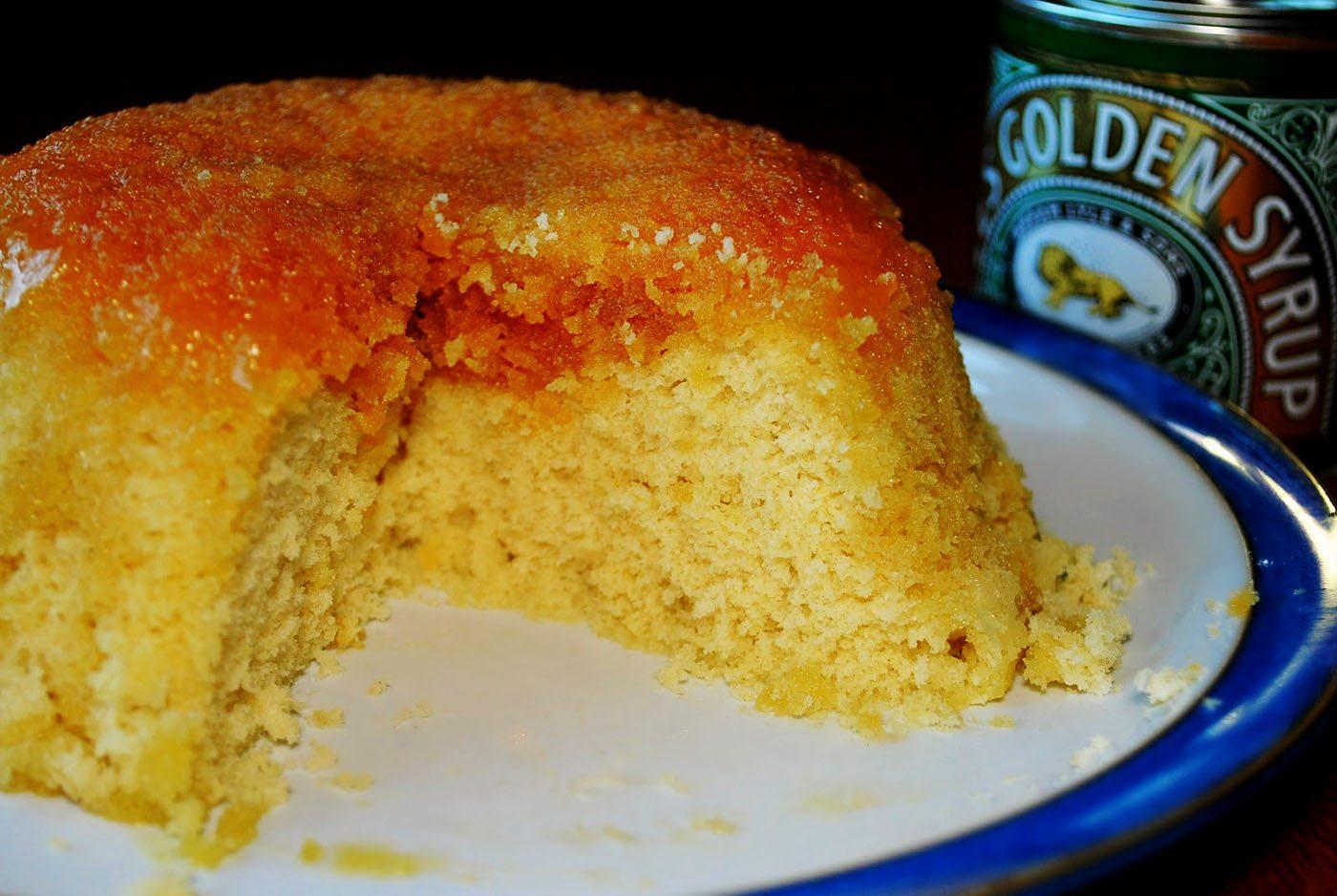 Treacle Sponge Pudding