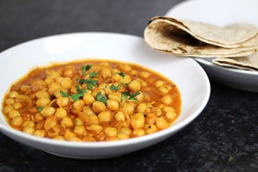 How to make Chana