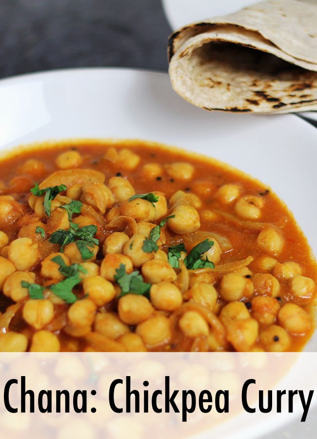 Indian Chana_Chickpea Curry