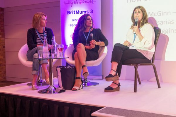 BritMums Panel Talk