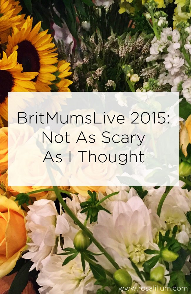 BritMumsLive 2015