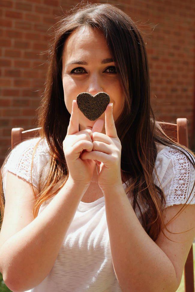 Charcoal Hearts