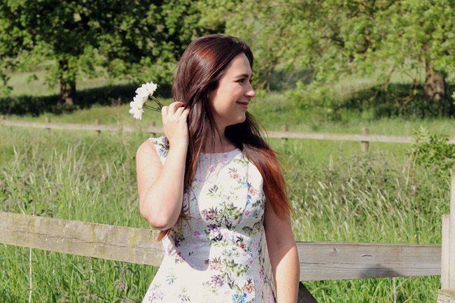 Oasis VandA Dress