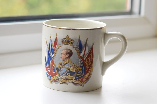 Royal Coronation Mug