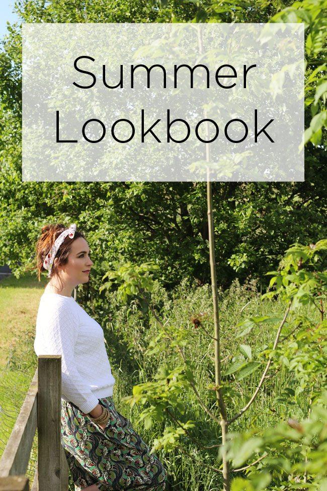 Summer Lookbook on Rosalilium