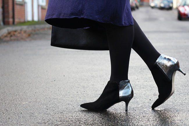 Mode Pelle Boots