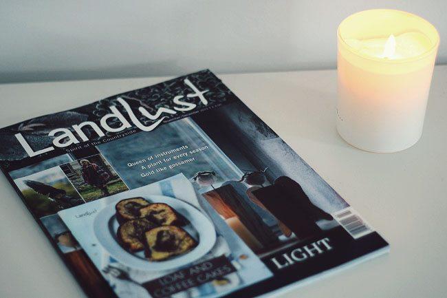 New Landlust magazine countryside living