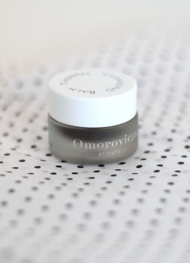 Review of the Omorovicza Cleansing Balm