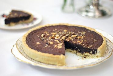 Chocolate and Hazelnut Tart