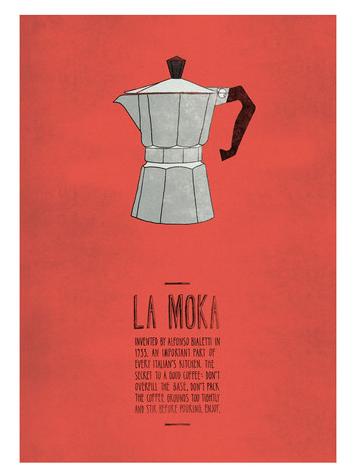 la moka poster