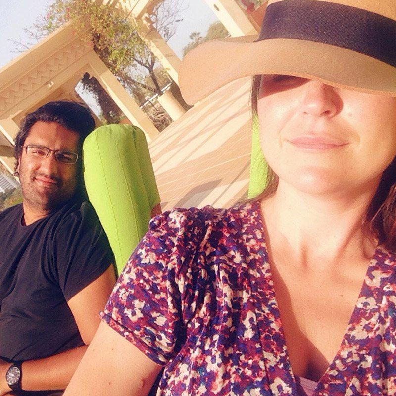 relaxing-in-Doha