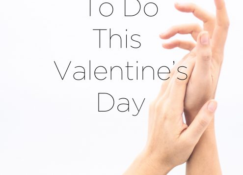 100 things to do this valentines day