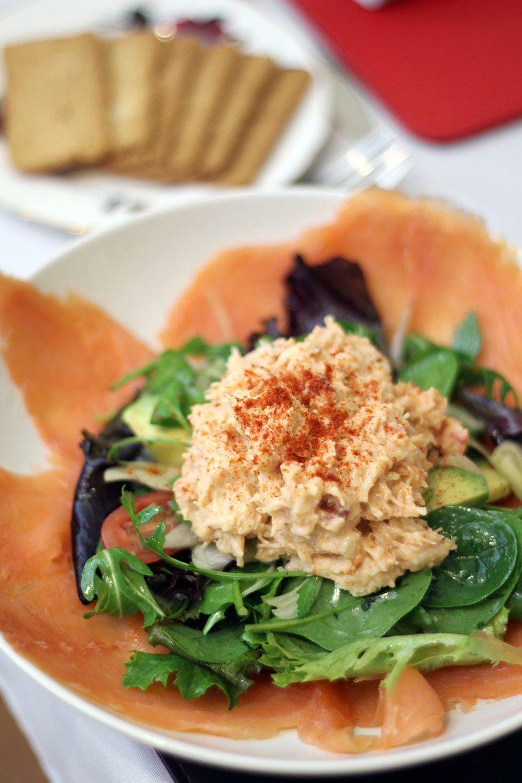 Seafood Starters Recipe