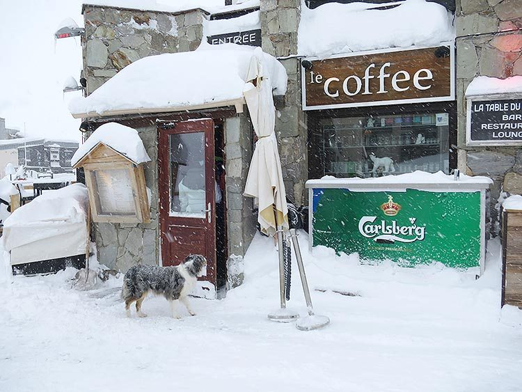 le coffee tignes