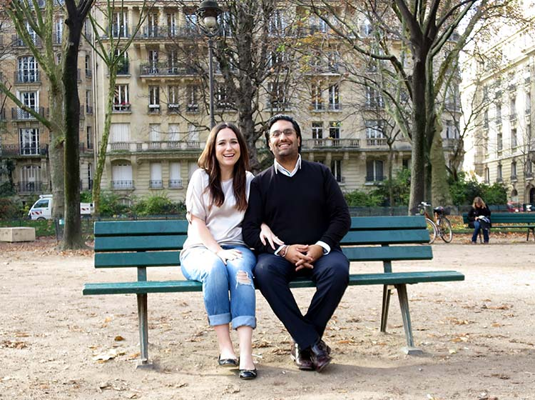 park by the eiffel tower