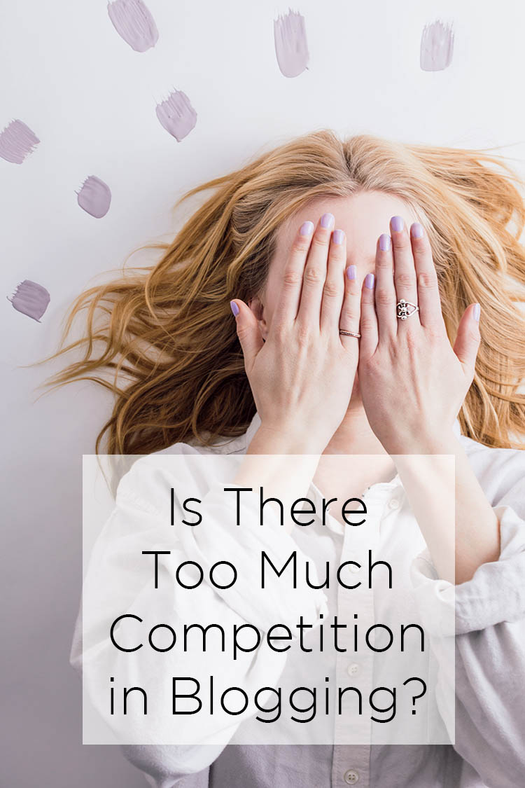 Is there too much competition in blogging