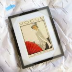 Vogue 100 King and McGaw print