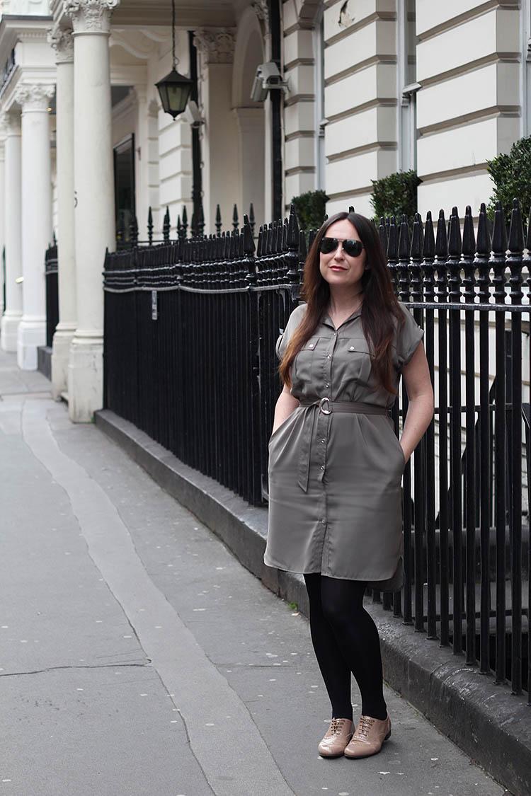 Green Oasis Dress