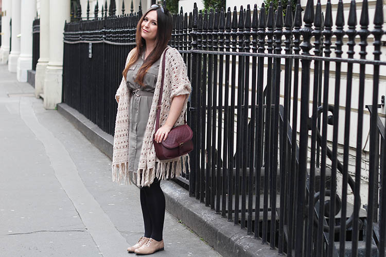 what I wore to Blogosphere Tea Party