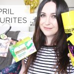 APRIL FAVOURITES VIDEO