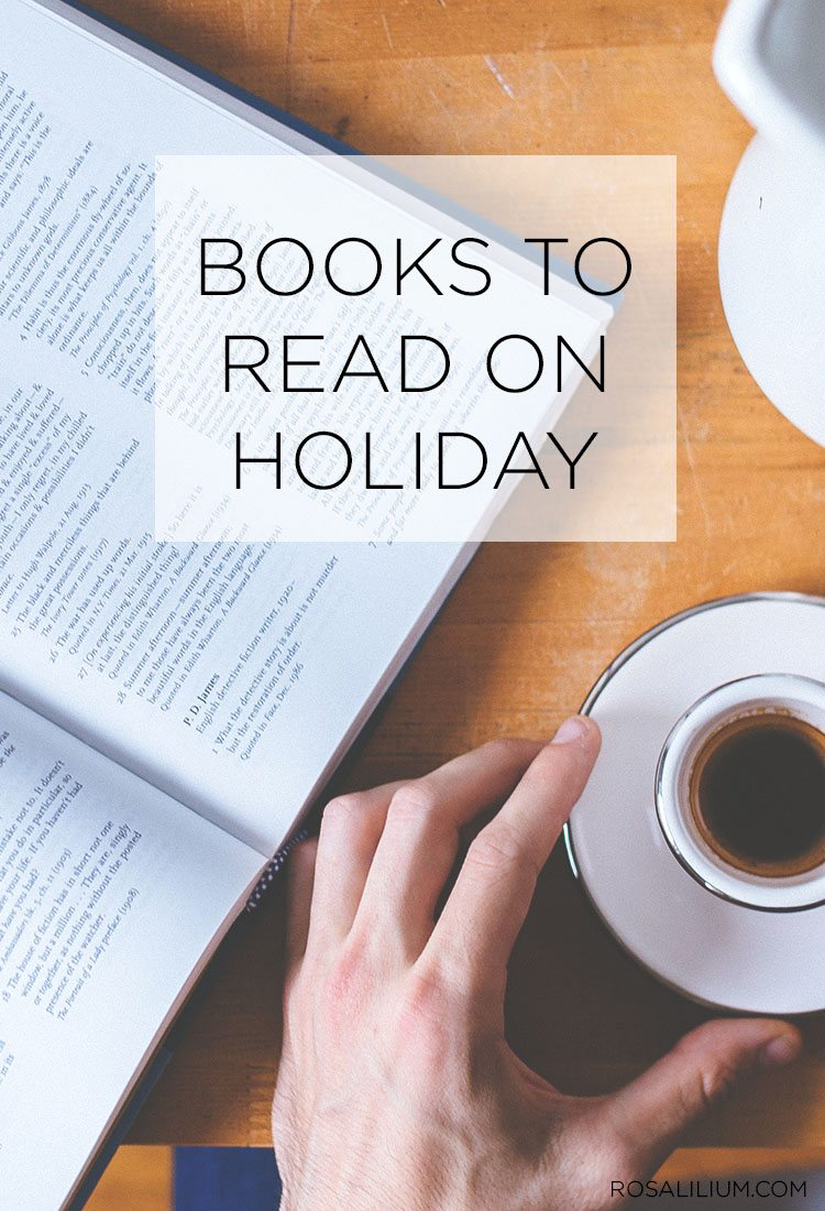 BOOKS TO READ ON HOLIDAY