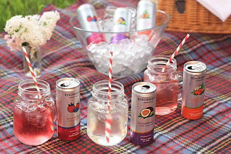 Rekorderlig Cider Cocktails