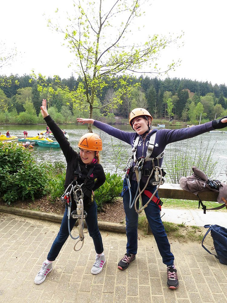 adventure at centerparcs