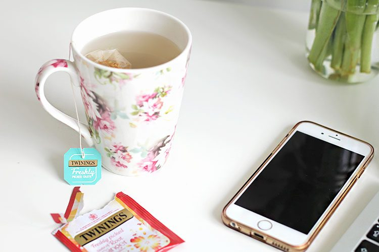 twinings freshly picked tea