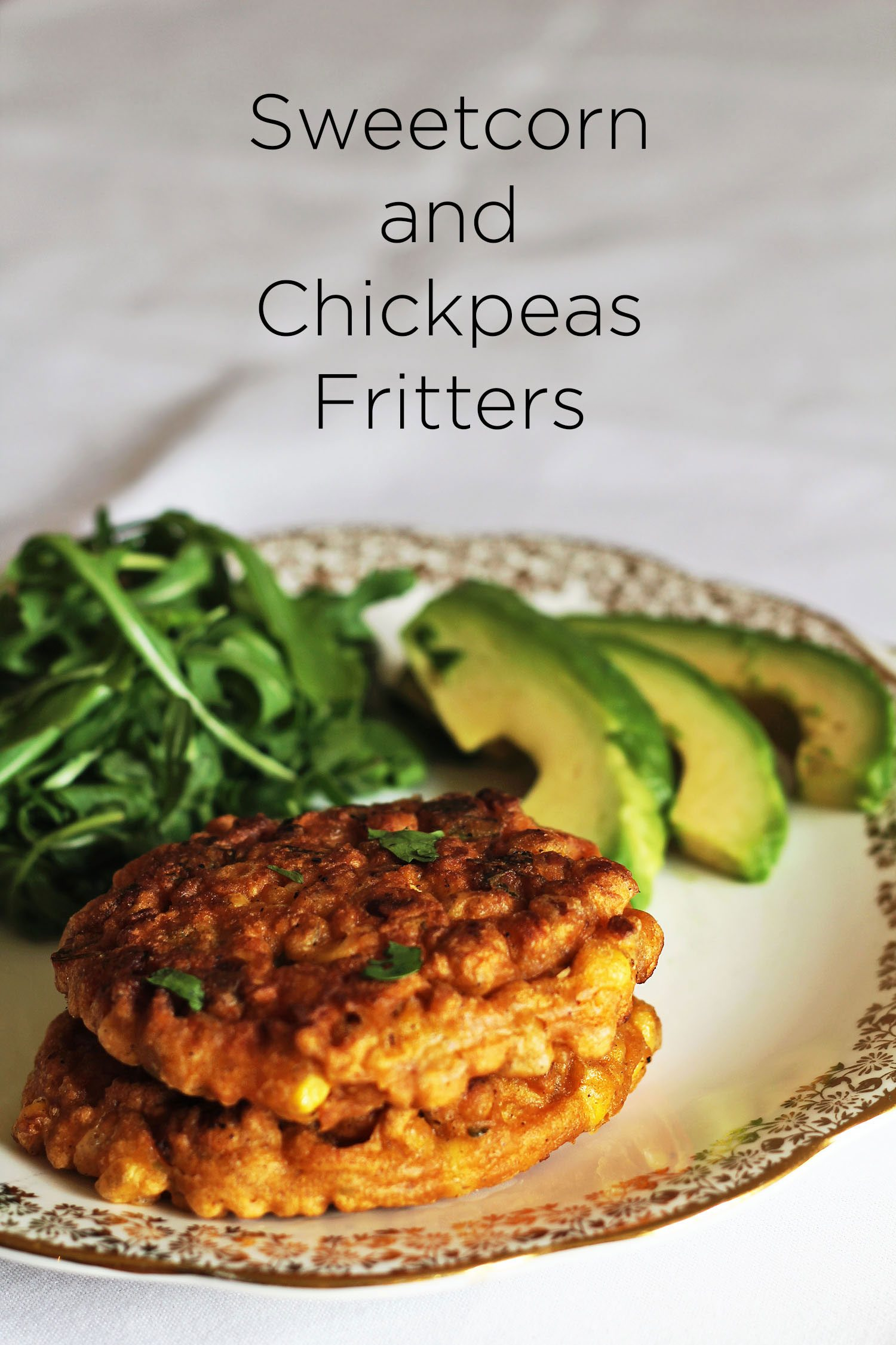Recipe-for-Sweetcorn-and-Chickpeas-Fritters