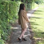 Oversized-jumper-dress-and-black-mules