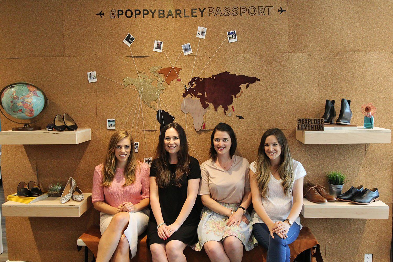 Poppy Barley Edmonton