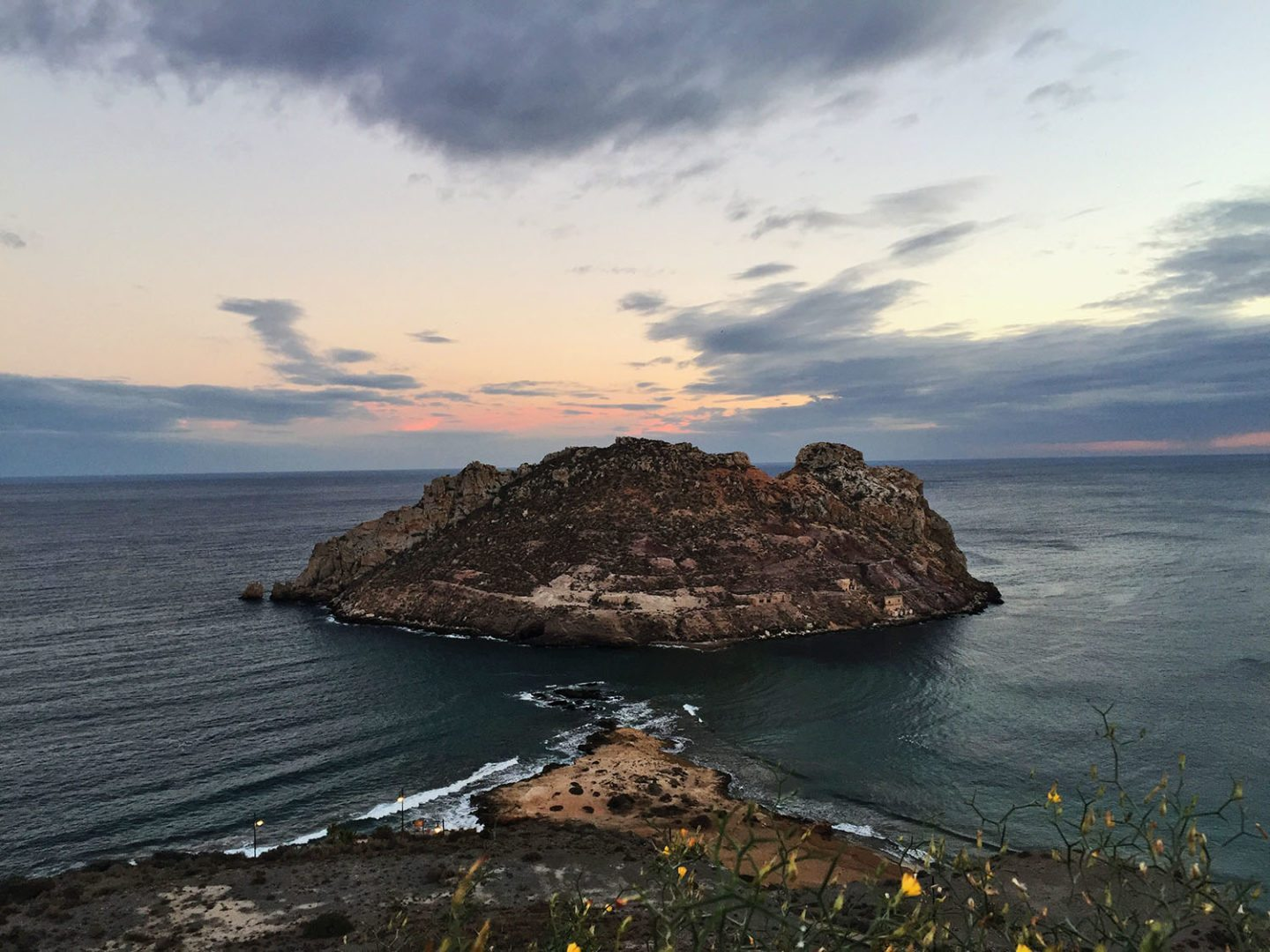 sunset-point-aguillas